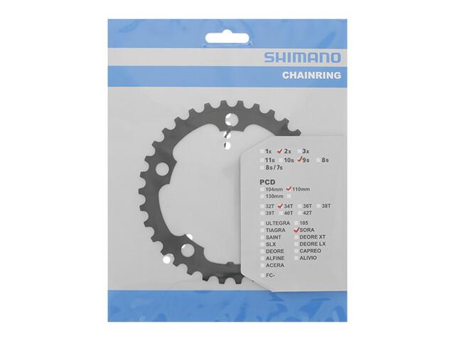 Shimano Sora FC-3550 Chainring black